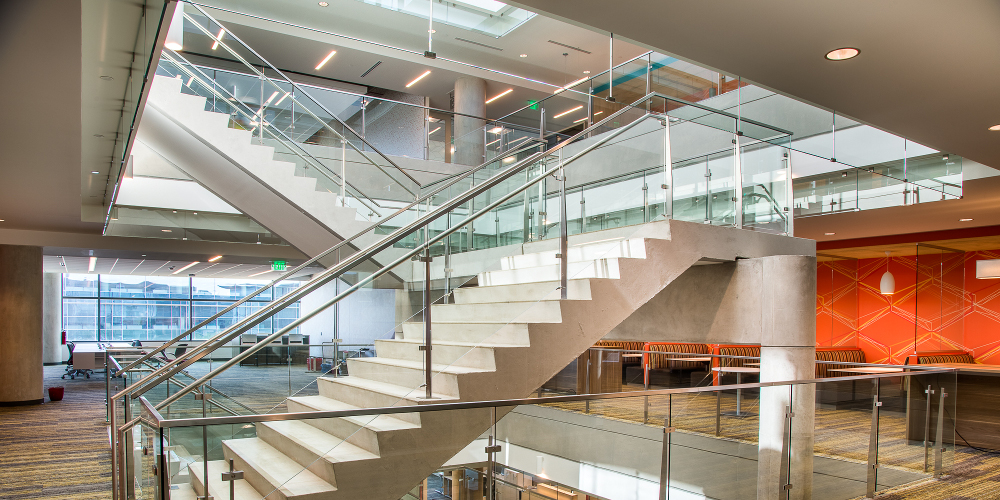 Commercial Glass Railing Systems