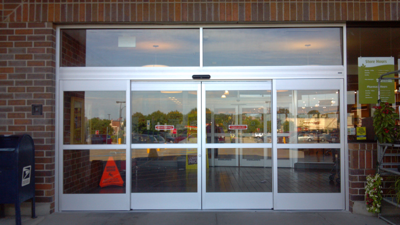Automatic Entrance Doors