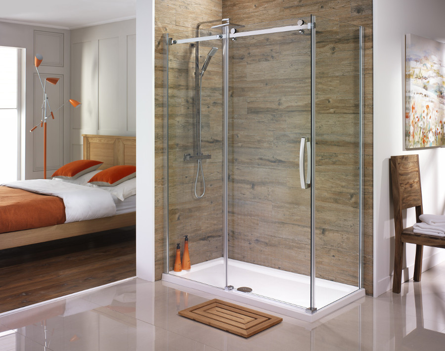 Euro-Style Shower Enclosures