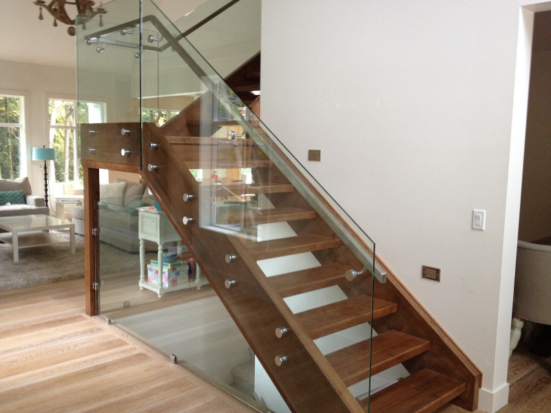Residential Glass Railing Systems